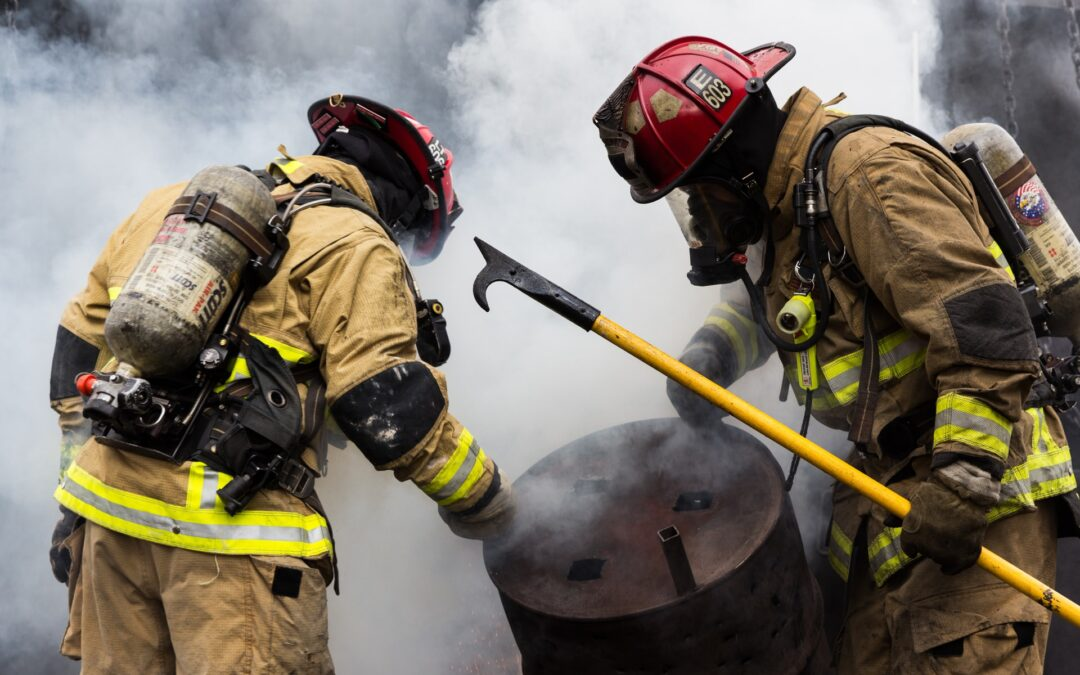 Les deux choses qu'on retrouve dans TOUS les services d'incendie performants